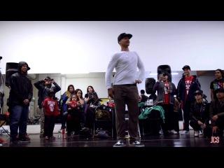 Battle 143 Judges Showcase: JR BOOGALOO