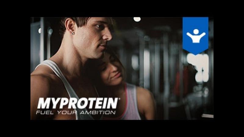 Back Arm Tricep Workout Couple Motivation with Tomas Klic Monika Anna Vašíčková by Myprotein