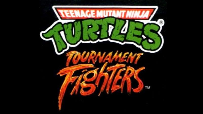 Teenage Mutant Ninja Turtles Tournament Fighters Dendy Прохождение Walkthrough