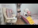 Asian Girl Dancing to K-pop - BJ Sally 아프리카 / Азиатки