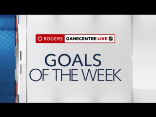 Goals of the Week: Agenda setters Dec 5, 2016