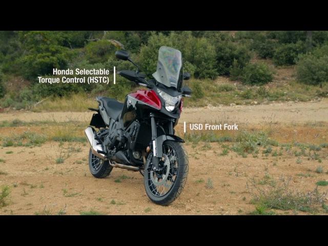 Обзор 2017 Honda VFR1200 XА/XD