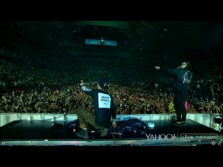 Jack U (Skrillex and Diplo) New Year's Eve LIVE @ Madison Square Garden