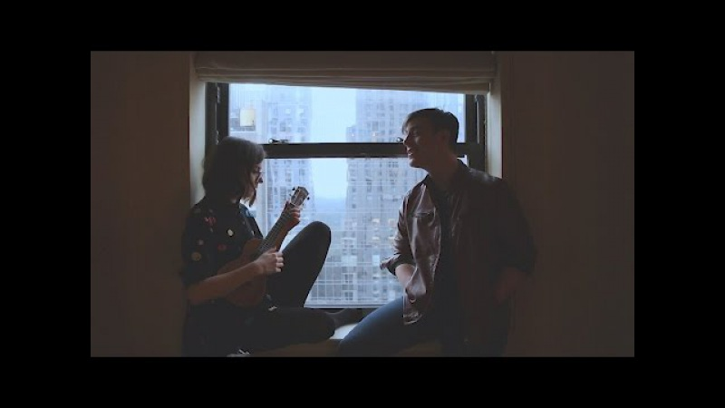 New York New York cover with Thomas Sanders dodie