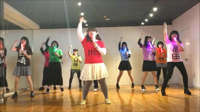 広島勢10人で 青春ロードムービー 踊ってみた sm30472009