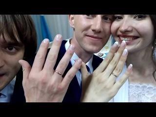 (370)Отзывы после свадьбы 3 сентября 2016 тамада в Омске Александр Марков
