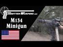 M134 Minigun The Modern Gatling Gun