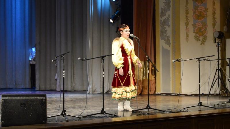 Концерт в филармонии 25.03.17. ДШИ №5. Алина Байгильдина.