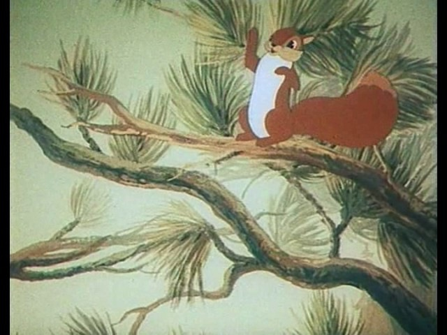 Сердце храбреца 1951 мультипликационный фильм