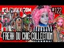 моя коллекция кукол Freak du chic новые куклы Монстер Хай Школа Монстров монстряшки Monster High