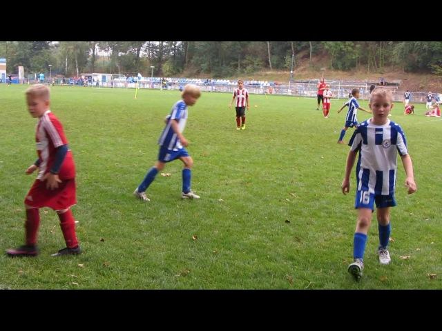 Футбол MSK Senec Чехия 17 сентября 2016