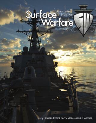 Surface Warfare Magazine Spring 2016