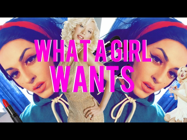 SIERRA'S SPOOF'S - ep. 2 - WHAT A GIRL WANTS   MICHIE