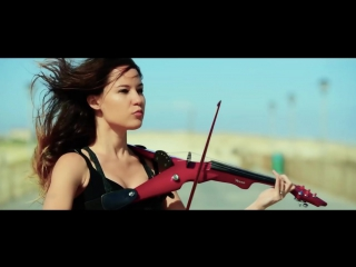 Alone (Alan Walker) - Electric Violin Cover _ Caitlin De Ville