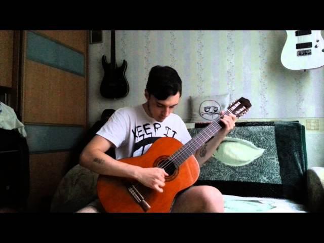 Michael Vankin Rumba De Bernado Flamenco