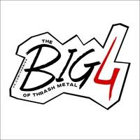 Логотип THE BIG 4 / METAL АФИША / Other...