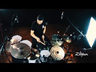 Zildjian Performance - Francesco Finch Russo - K Custom Special Dry
