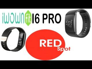 IWOWNFit i6 Pro 2017 распаковка и первый взгляд на этот чудо фитнес-браслет. Распаковка №13