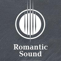 Логотип Romantic Sound // Тюмень, уроки гитары и вокала