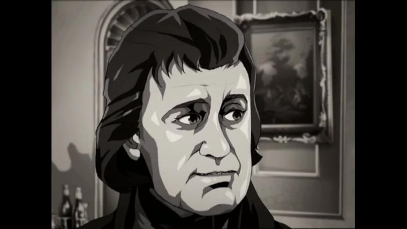 Doctor Who Classic 1x08 4 animation Доктор Кто Классический русская озвучка 1 сезон 8 серия часть 4