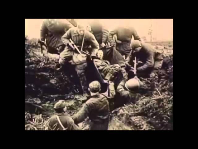 Бернес На безымянной высоте Песня военного времени