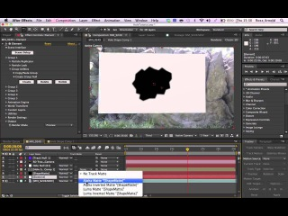 After Effects Tutorial - Element 3D -  Hole in the Wall - Man of Steel Heat Vision