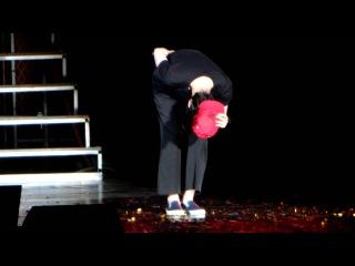 [FANCAM]160806 (슈퍼주니어)希澈(HeeChul/희철) 宇宙大明星廣州見面會(FAN MEETING IN GuangZhou) - ending