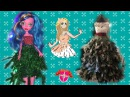Как сшить новогоднее платье для Gooliope/ Подготовка к новому году/ Мастер класс