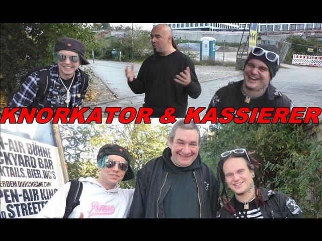 Dummesaulol treffen Knorkator und die Kassierer │♥ VLOG ♥│ Dummesaulol