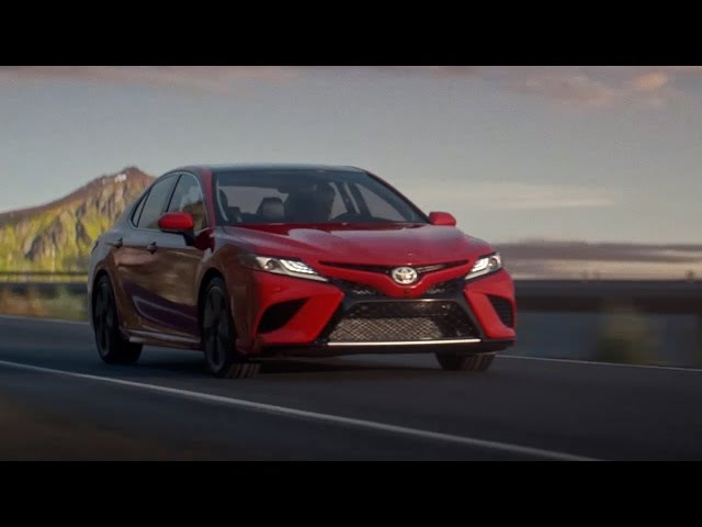 Toyota Camry 2018 - Обзор - ATDNews 10