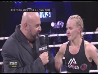 Valentina The Bullet Shevchenko VS Anke Van Gestle (Belgium). Full Fight.