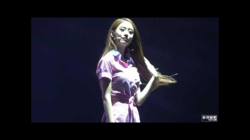 160917 FHD Fancam T-ara Jiyeon Why We Separated by PJYBAR