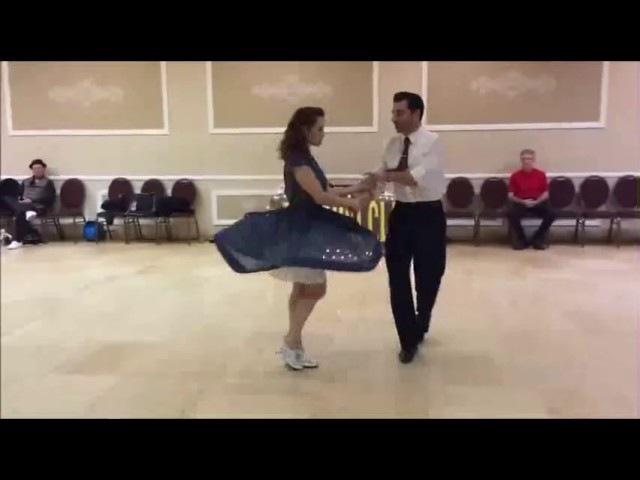 Band ODESSA Ах эта ночь Танцуют Штефан Зауэр и Сандра Рёттиг