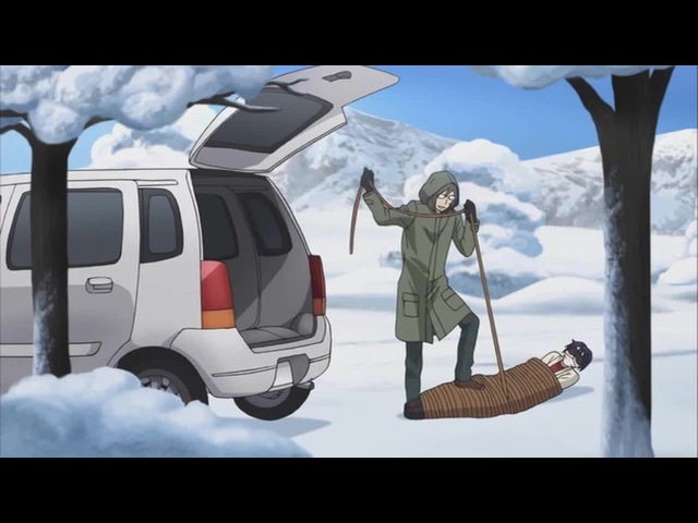 Теперь он точно Ancord Noragami Aragato OVA Бездомный Бог · coub коуб