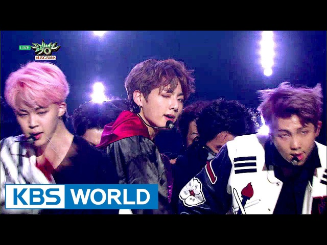 BTS (방탄소년단) - Not Today [Music Bank COMEBACK / 2017.02.24]