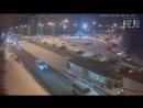 ДТП на перекрёстке Шахтёров и Терешковой в Кемерове.