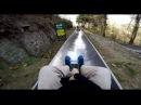Great Wall of China Crazy Toboggan Run - POV Mutianyu Sled Ride - GoPro Hero 4