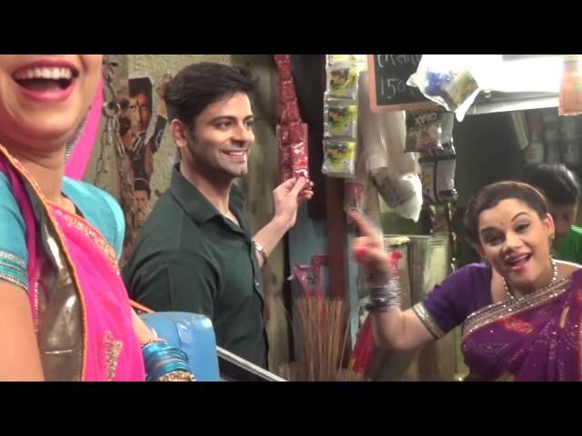Diya Aur Baati Hum Behind The Scenes