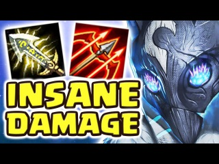 WHAT IS THIS DAMAGE! GIVE ME THE PENTAKILL | 80% CRIT 21 KILLS KINDRED JUNGLE - Nightblue3