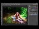 Уроки Photoshop для начинающих Быстрое усиление цвета на фотографии