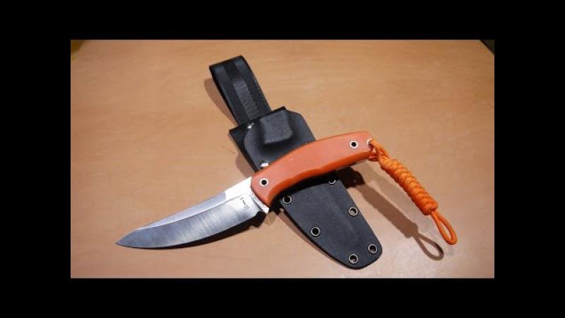 Нож ручной работы Фантони 2. М390