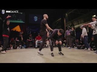 Body Carnival vs Navi | 3v3 Semi Final | HIP OPsession 2017