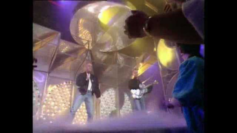 ERASURE SOMETIMES DEBUT TOP OF THE POPS 1986