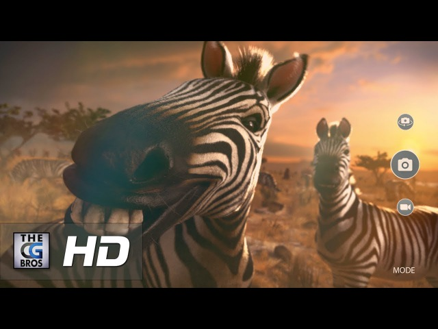 """CGI 3D Animated Spot DStv African Festive"""" by Directed by Hilton Treves"""
