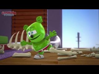 Мультик мишка гумибер hiccups