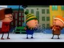 Аркадий Паровозов спешит на помощь Зимний день мультики для детей Серия 139