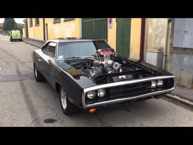 Dodge Charger FF Toretto's