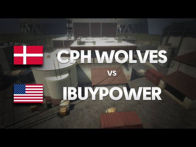 CPH Wolves vs iBUYPOWER on de nuke 2nd map @ CKoTH by ceh9