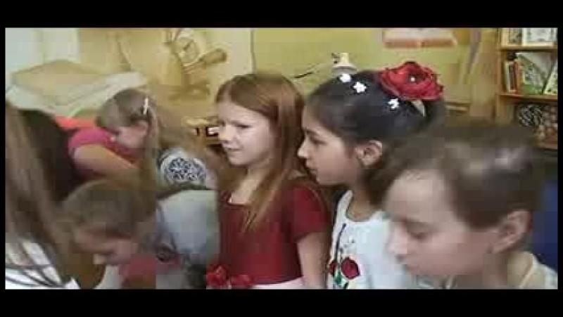 день театру в дитячій бібліотеці mpeg1video