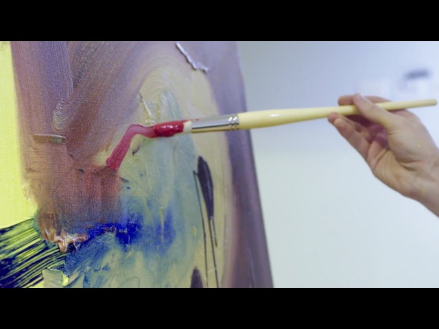 How to paint like Willem de Kooning with Corey D Augustine IN THE STUDIO